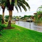 Un mercato immobiliare diverso: casa con attracco barca privato in Florida.