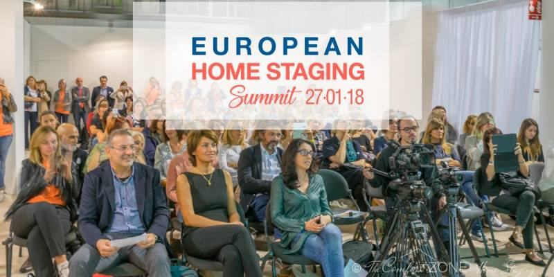 invitato come esperto all 39 european home staging summit a milano un evento a cui non puoi mancare. Black Bedroom Furniture Sets. Home Design Ideas