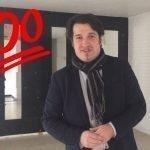 La Casa degli Specchi in ristrutturazione e articolo n° 100